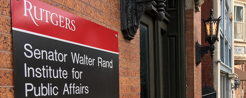 Walter Rand Institute for Public Affairs