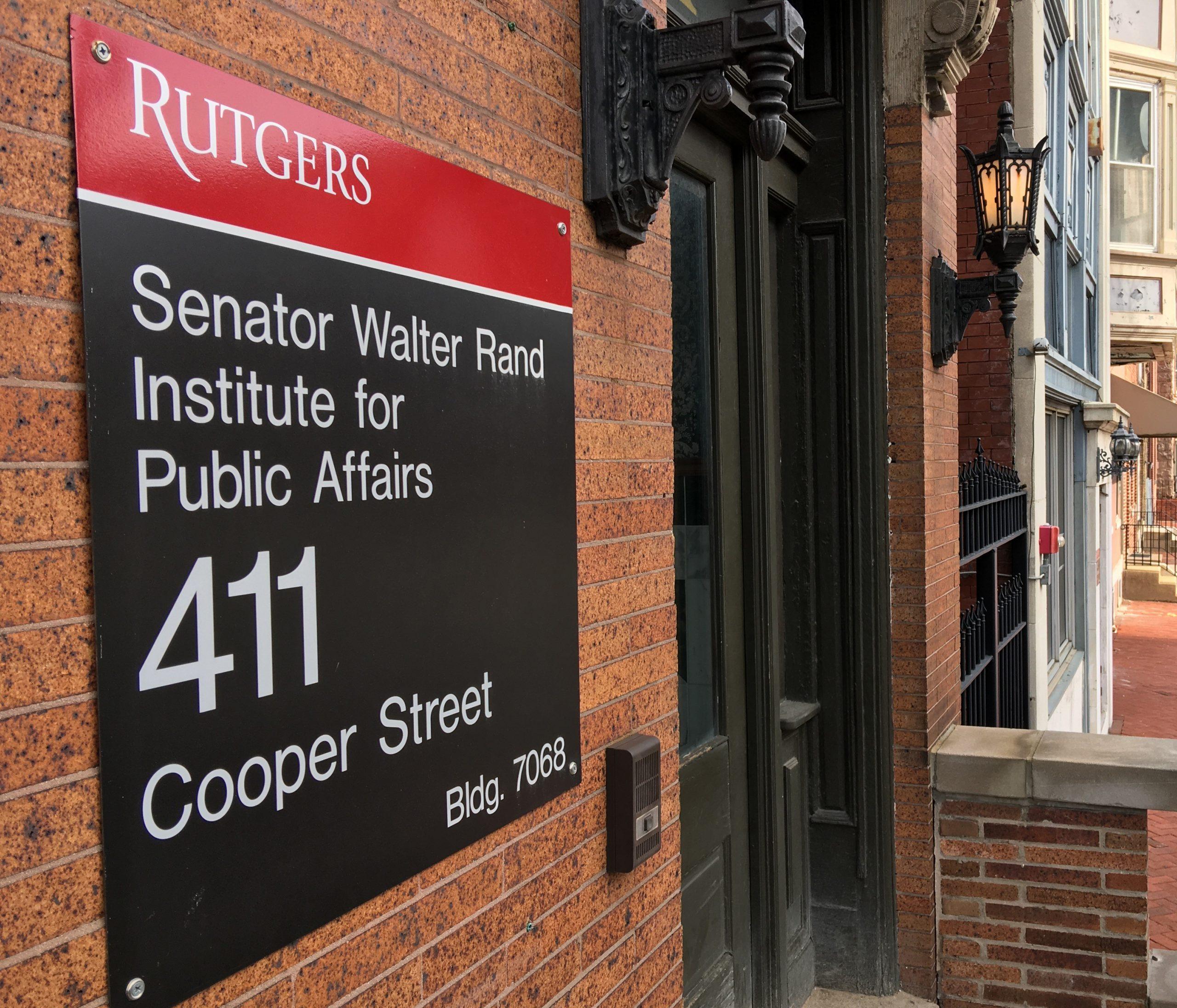 Walter Rand Institute for Public Affairs