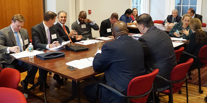 Advisory Board Meeting '16