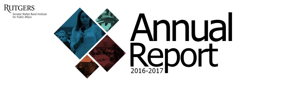 WRI Annual Report '16-'17