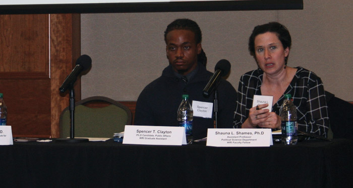 A Regional Panel of Experts