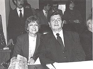 Senator Walter Rand